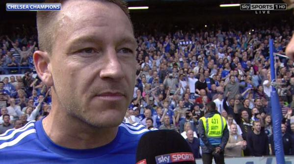Time for the critics to appreciate John Terry, the Chelsea footballer
