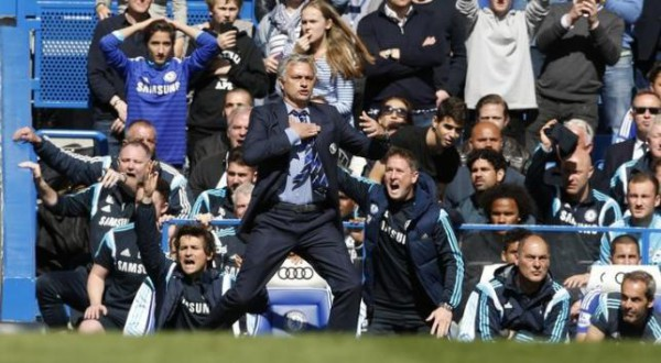 Jose Mourinho must now set his sights on Champions League success with Chelsea