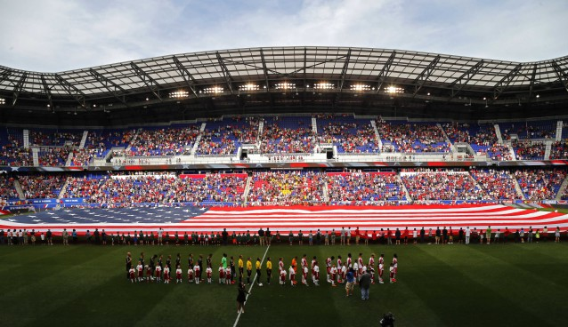 2015 MLS attendance up 12% compared to 2014