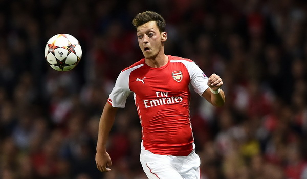 Leaked transfer agreement shows Real Madrid have limited buy-back clause for Arsenal's Mesut Ozil