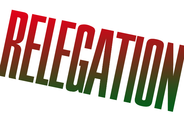 Relegation Deutsch