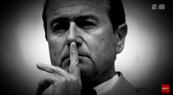 Watch the trailer for 'Sepp Blatter,' e:60′s new investigative film about FIFA President [VIDEO]