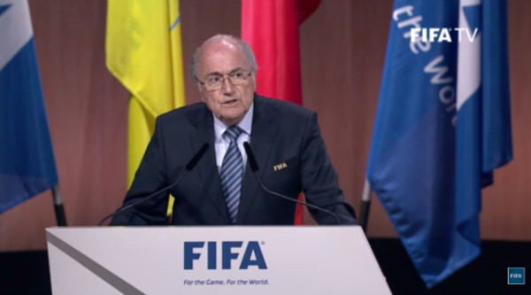 Sepp Blatter wins FIFA Presidential Election after Prince Ali withdraws from race