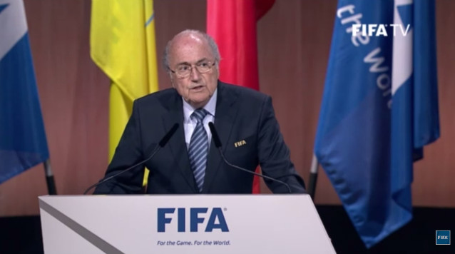 Sepp Blatter reneging on resignation shows his power