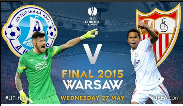 Europa League final preview; Sevilla vs. Dnipro