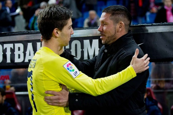 Villarreal's Luciano Vietto issues 'come and get me' plea to Atletico Madrid