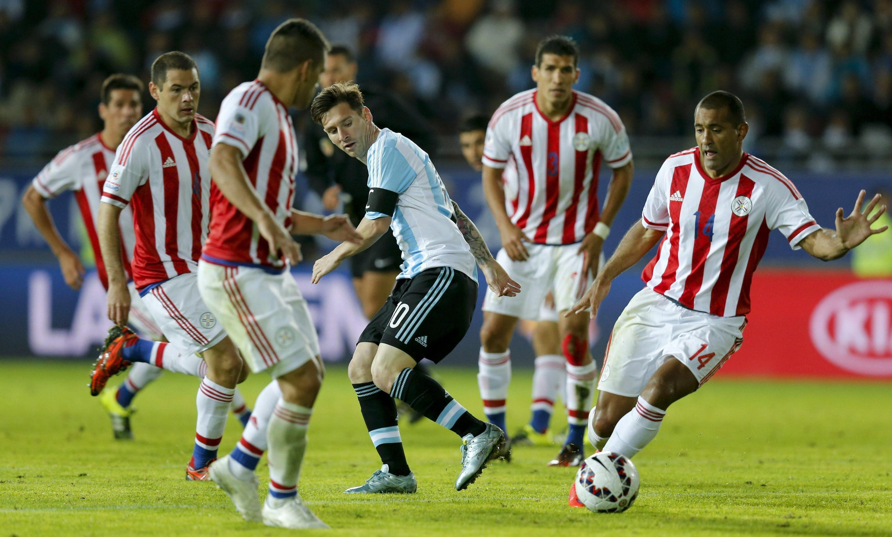 Argentina Vs Paraguay Copa America Semi Final Preview And Tv Times
