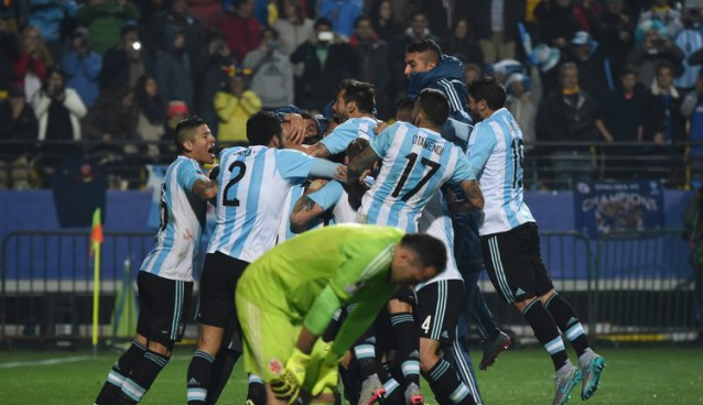 Argentina vs. Paraguay: Copa America semi-final preview and TV times
