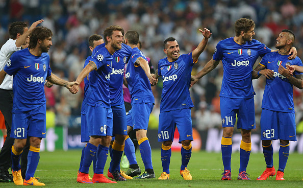 Juventus are the best equipped team in Europe to halt Barcelona's attacking quality