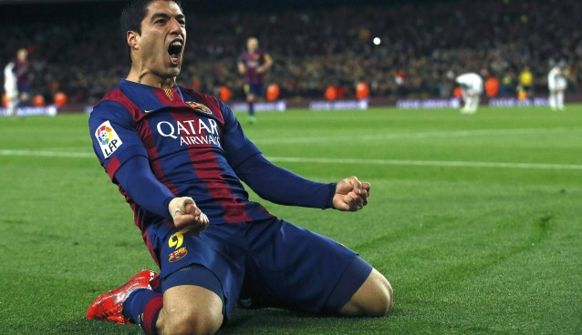 Luis Suarez is the key to Barcelona victory in Champions League final
