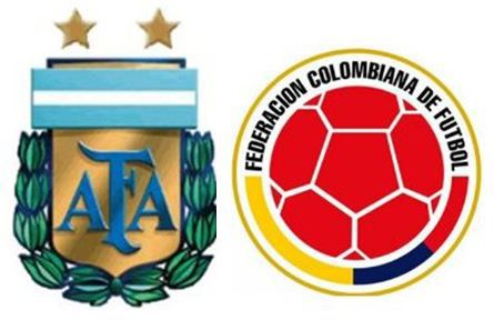 Argentina Colombia Colombia Vs
