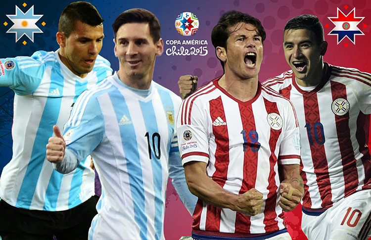 Where To Find Argentina Vs Paraguay On Us Tv And Internet Copa