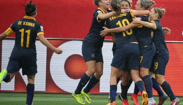 Australia's historic win against Brazil breeds confidence and self belief