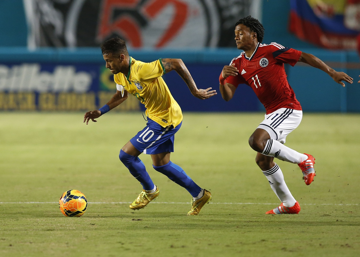 Copa America: Brazil vs Colombia TV times and open thread ...