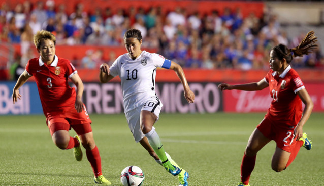 5 players to watch in USA vs. Germany Women's World Cup semi-final