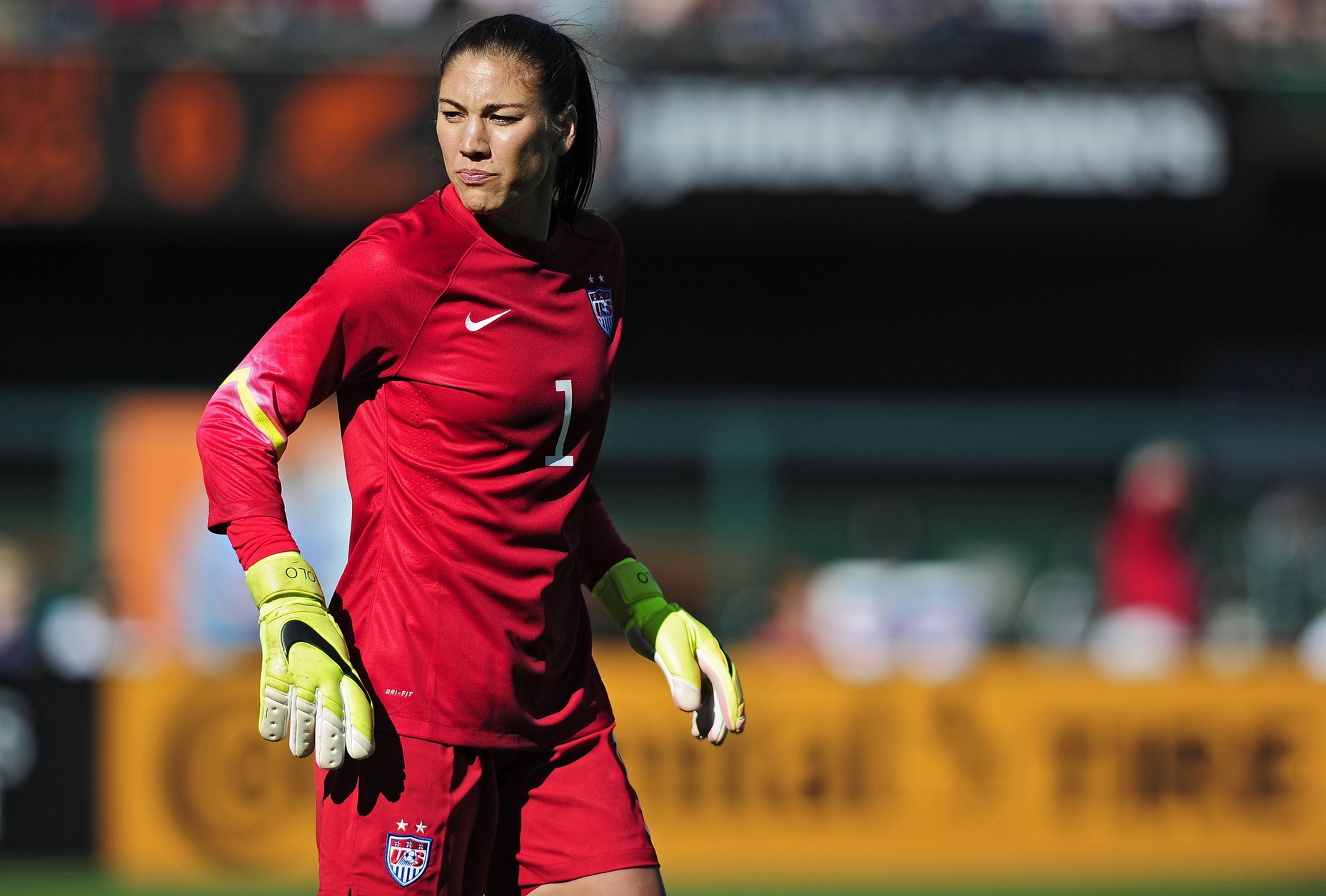 The inconvenient truths of Hope Solo and other troubled figures; By ...