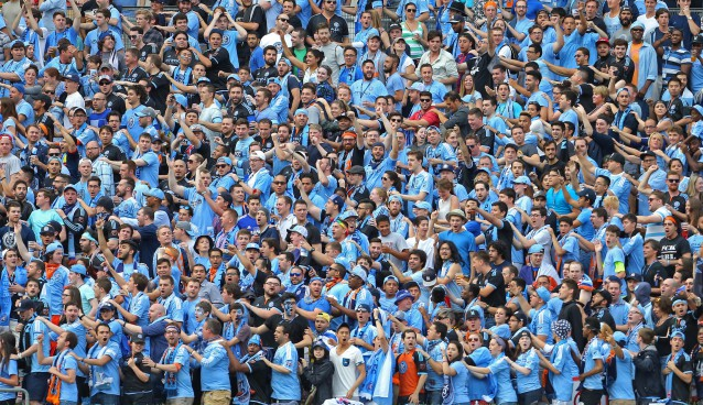 MLS attendances for Gameweek 17 of the 2015 season