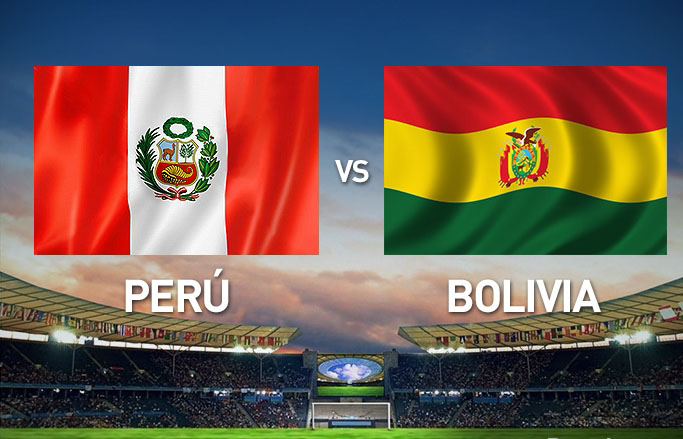 peru vs bolivia copa america quarter tv times and