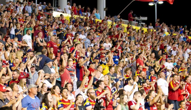 MLS attendances for gameweek 16 of the 2015 season