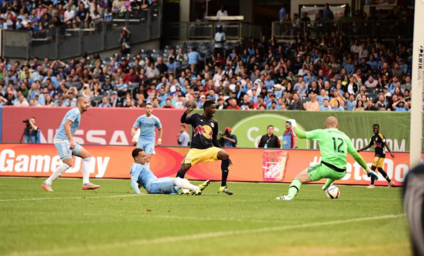 What the New York soccer derby was like for an American who spent time in England