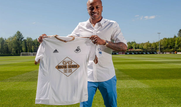 Important facts to know about Andre Ayew, Swansea's new signing