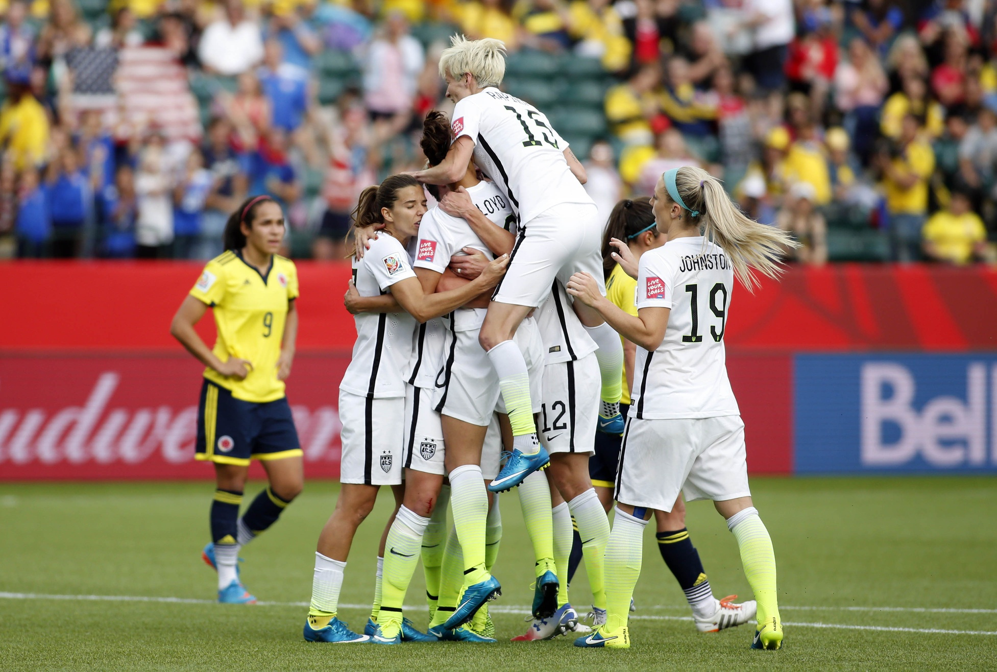 e858dd18124 5 concerns for U.S. Women s National Team in Women s World Cup ...