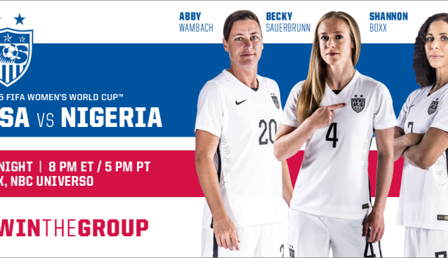 USA vs Nigeria preview: Can the US find their goalscoring form?
