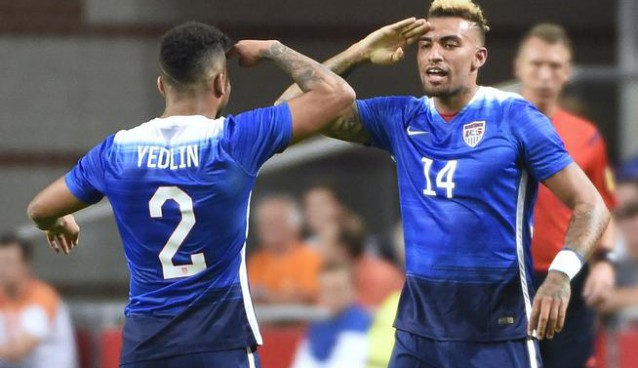 Recap of USA's stunning 4-3 comeback win over Holland