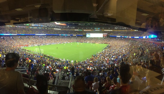Chelsea vs. Barcelona: Adventures on the road with the International Champions Cup