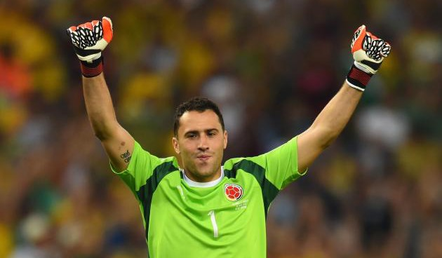 David Ospina would be an astute signing at Everton to replace Tim Howard