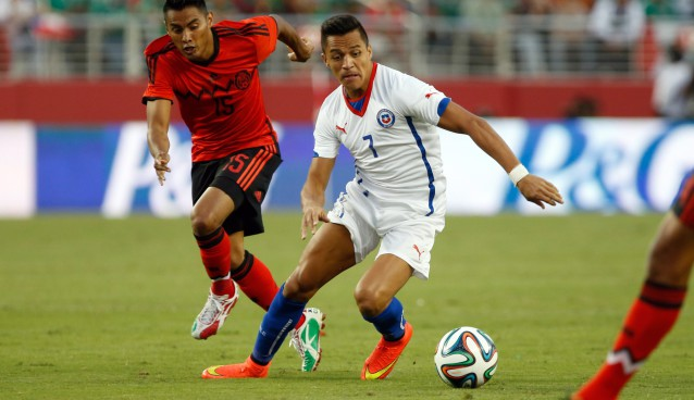 Alexis Sanchez's impressive year crowned by Copa America victory