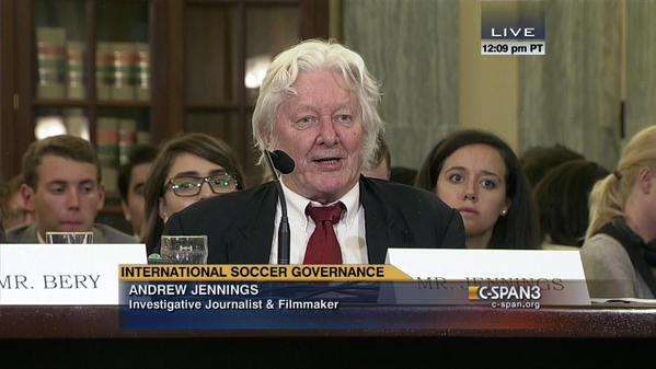 The reaction from US soccer media to US Senate hearing on corruption in soccer