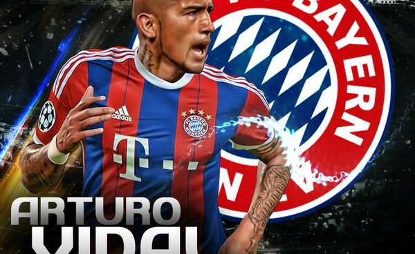 Arturo Vidal can inspire Bayern Munich to Champions League glory