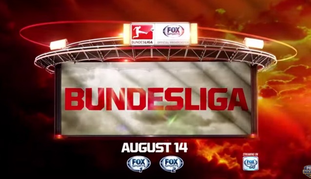 FOX Sports makes important changes to Bundesliga TV schedule