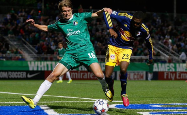 First-hand account of US Open Cup derby between New York Red Bulls and New York Cosmos