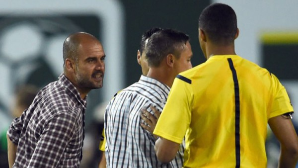 The strangest night in MLS All-Star history when Guardiola ignored Porter's handshake