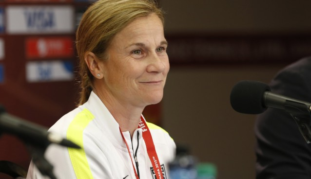 USA women's coach Jill Ellis has proven us all wrong