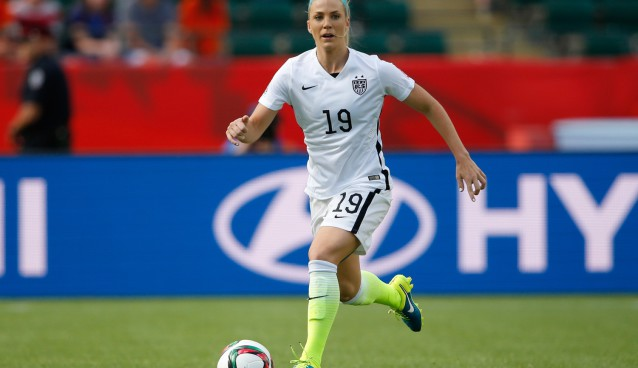 Julie Johnston: USA's break-out defender aiming for Golden Ball trophy