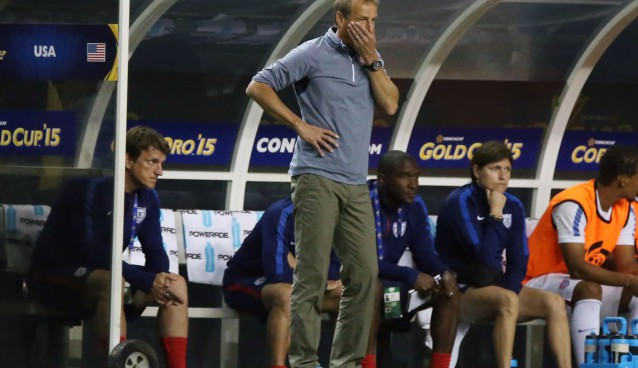 Legitimate questions need to be asked about Jurgen Klinsmann's decisionmaking