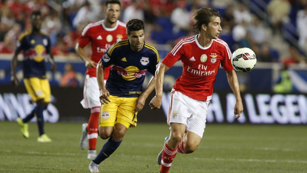 Benfica vs. New York Red Bulls: Adventures on the road with the International Champions Cup