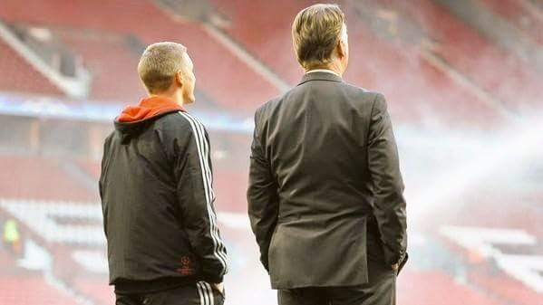 From Bayern to United, Bastian Schweinsteiger is created in Louis van Gaal's image