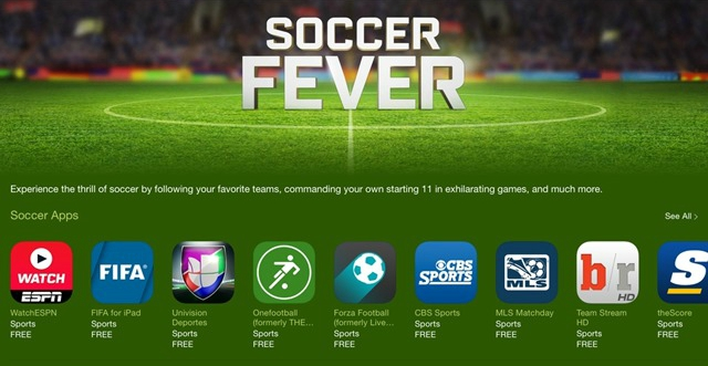 app to watch football games free