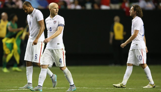 10 ways that the US Men's National Team is eerily similar to England