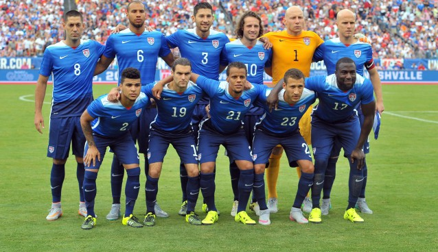 Top 20 viewing audiences for USMNT games on TV during 2015
