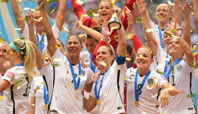 USA-Japan Women's World Cup Final smashes record for most watched soccer game in US history