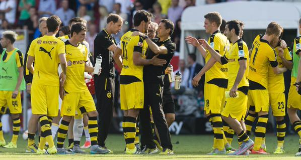 Bundesliga, gameweek two: Beat the small teams, win the league; By Susie Schaaf
