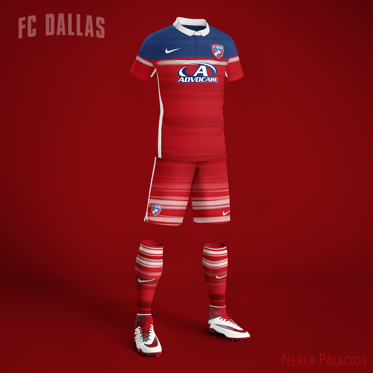 newest d1824 f7ea9 What if MLS clubs switched jerseys from adidas to Nike ...