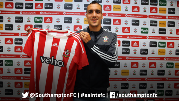 Oriol Romeu Southampton sign Oriol Romeu from Chelsea in £5 million deal
