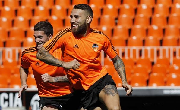 Manchester City complete Nicolas Otamendi transfer while Eliaquim Mangala expected to be loaned to Valencia
