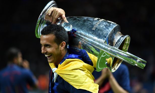 Barcelona confirm Pedro exit; Manchester United to unveil player later this week
